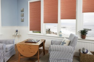 cellular shade cordless beach house