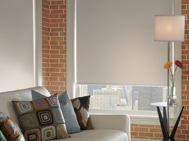 The Roller Shade: Easy, Clean And Contemporary - Shade Works