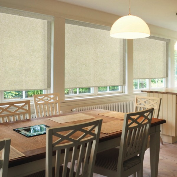 Designer Light Filtering Roller Shades – Shade Works Window Fashions