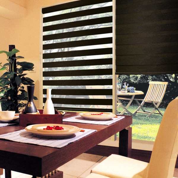 Premium Sheer Elegance Light Filtering Shades- Shade Works