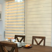 Classic Sheer Elegance Light Filtering Shades- Shade Works